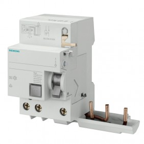 Siemens differential lock 3P 40A 30mA AC type 3...
