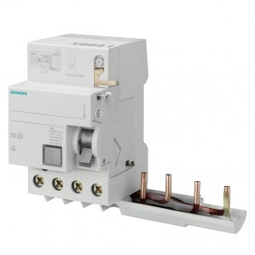 Siemens differential lock 4P 63A 30mA AC type 3...