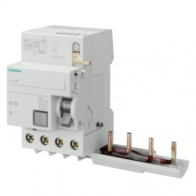Siemens differential lock 4P 40A 300mA type A 3...