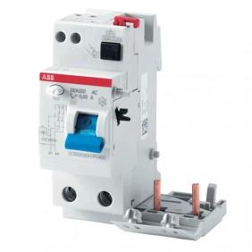 ABB DDA202 2P 25A 300mA AC differential lock 2...