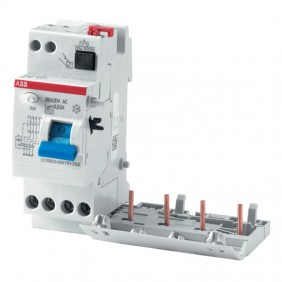 ABB DDA204 4P 25A 30mA differential lock AC...
