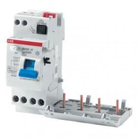 ABB DDA204 4P 63A 30mA differential lock AC...