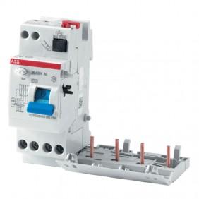 ABB DDA204 4P 40A 500mA differential lock AC...