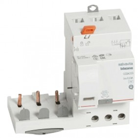 Bticino residual current circuit breaker 4P A...