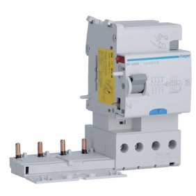 Hager differential lock 4P 63A 300mA AC/S 3...