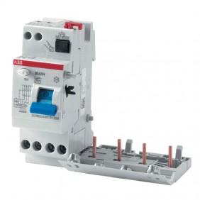 ABB DDA204 63A 4P 500mA AS 4 modules...