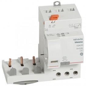 Bticino differential block 3P 63A AC 30mA G33AC63