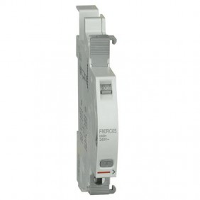 Bticino auxiliary contact switchable to alarm...
