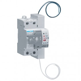 Hager differential switch with automatic reset...
