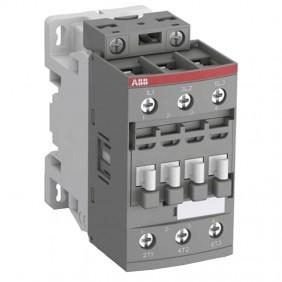Contattore ABB 3 poli 26A 100-250V a.c./d.c....
