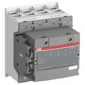 Contattore ABB 4 poli 160A 100-250V a.c./d.c....