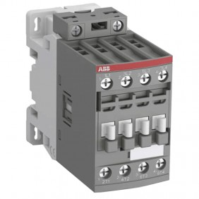 ABB contactor 4 poles 45A AC1 24-60V a.c./d.c....