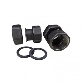 Set of Grundfos G 2 / Rp 1 1/4 unions for...