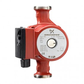 Wet rotor circulator pump Grundfos UPS 25-80 N...