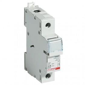 Bticino fuse disconnector 1P 32A 500V 1 module...