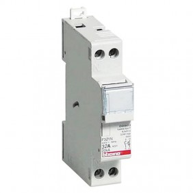 Bticino fuse disconnector 1P+N 32A 500V 1...