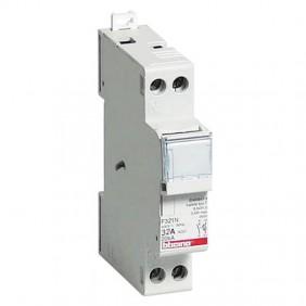 Bticino sectionneur porte-fusible 1P+N 32A 500V...
