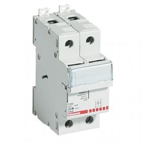 Bticino fuse disconnector 2P 32A 500V 2 modules...