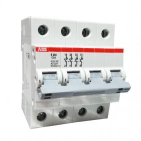 Sectionneur ABB E204/100G 4P 100A 4M M646291