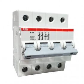 ABB E204/125G 4P 125A 4M disconnect switch M646314