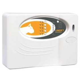 LYNX CENTRAL ALARM 5 ZONES WITH A TRANSPONDER 4002