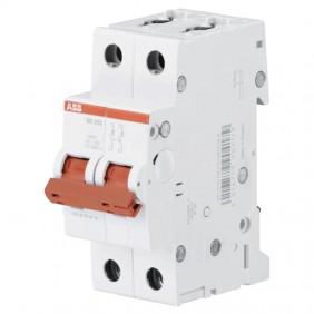 ABB SD202/25 2P 25A 2M disconnect switch M990413