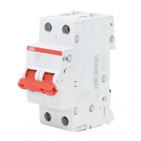 ABB SD202/32 2P 32A 2M disconnect switch M990414