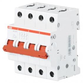 ABB SD204/40 4P 40A 4M disconnect switch M990427