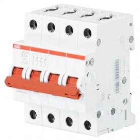 Sectionneur ABB SD204/63 4P 63A 4M M990429