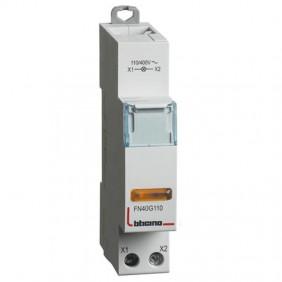 Bticino indicator light with yellow LED 110-400...