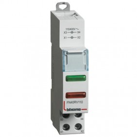 Bticino indicator light with red/green LED...