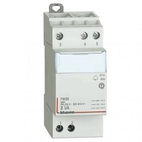 Bticino transformer for doorbells 230V/12V F90S8