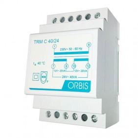 Orbis modular transformer 40VA 230/ 12-24V AC...