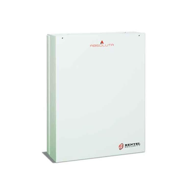 Centrale allarme Absoluta Bentel ibrida espandibile per grandi installazioni ABS104