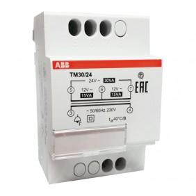 ABB voltage transformer for doorbells 12-24V...