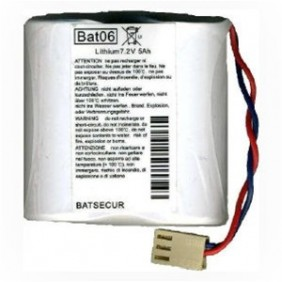 Batteria Logisty Hager a Litio 7,5V 5Ah