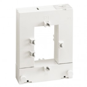 Current transformer Lovato 250/5A for the bars...