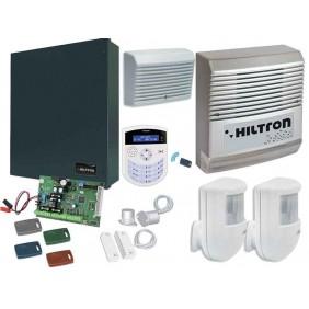 HILTRON SERIES XM Kit central alarm console + accessories KXMA4000