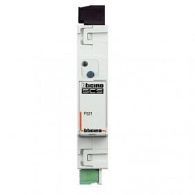 Bticino control unit load management 1 module F521