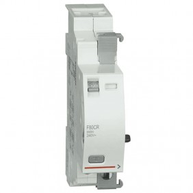 Contatto Bticino di allarme 1NC/NO 1 modulo F80CR
