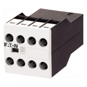 Auxiliary contact Eaton 1NA+3NC 4 poles 276425