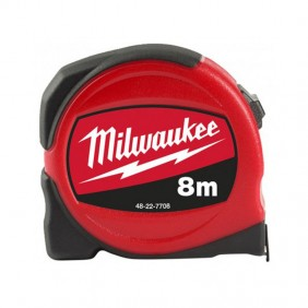 Flessometro Milwaukee COMPACT Slim 8 Metri...