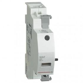 Maximum voltage coil Bticino 230VAC F80SVP