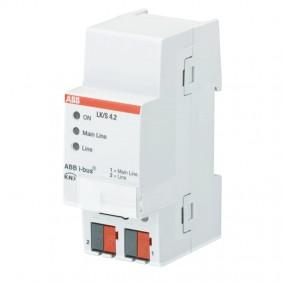 Dispositivo di accoppiamento ABB LK/S 4.2 MDRC...