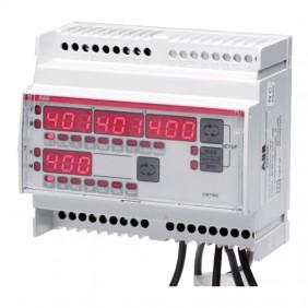 Multimetro digitale ABB DMTME 6 moduli M429757