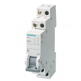 Bipolar switch Siemens 2P 20A 1-0-2 1 module...