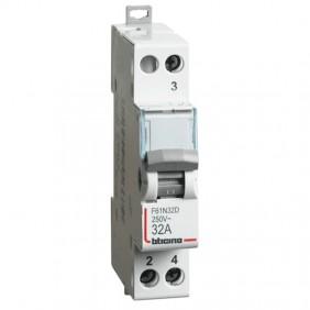 Diverter switch Bticino 1NC+1NO 32A 230/400V 1...
