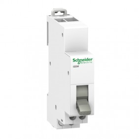Schneider switch 1-0-2 20A 1M ISSW 1 circuit...