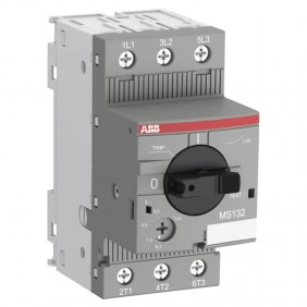 Salvamotore Abb 1-1.6A 100ka 2,5 moduli MS132...