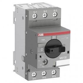 Salvamotore Abb 6.3-10A 100Ka 2,5 moduli MS132...